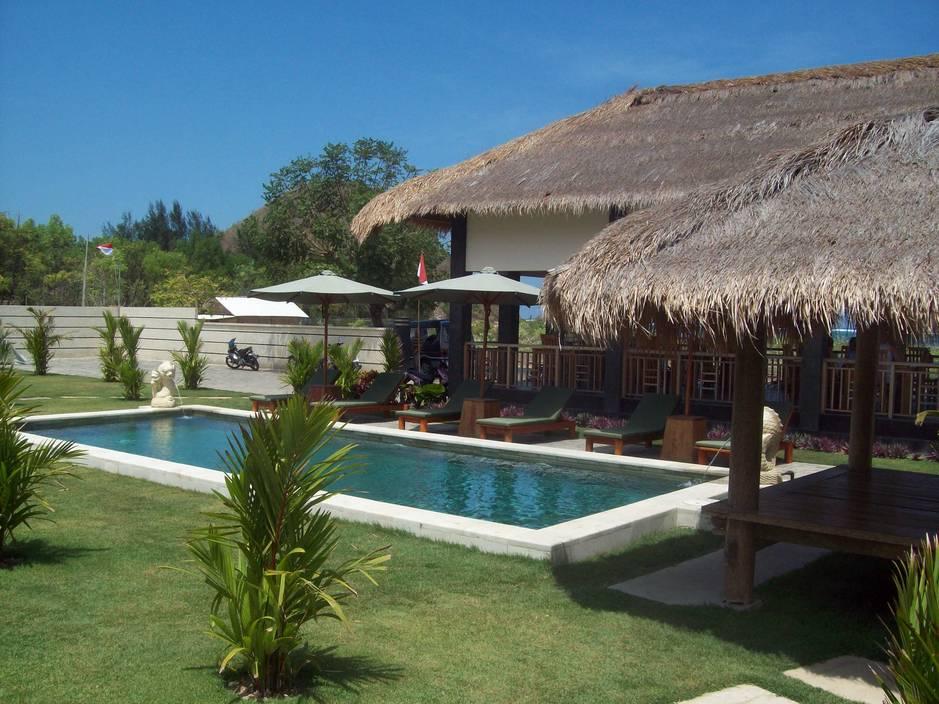 Kuta Paradise Restaurant  U0026 Accomodation Lombok