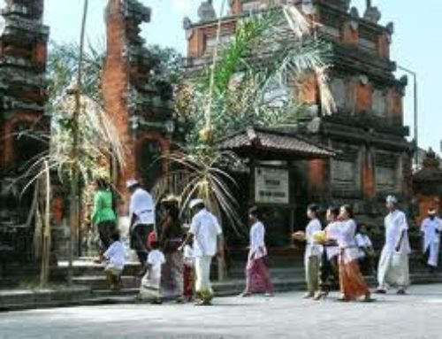 Pura Agung Jagatnatha di Pusat Kota Denpasar