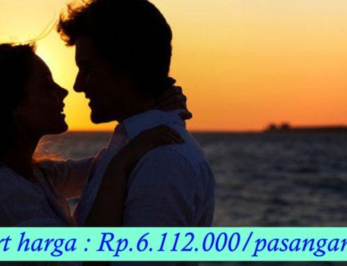 Paket Bulan Madu di Bali 4 Hari 3 Malam : Edisi Romantik