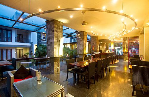 Casa Padma - lobby
