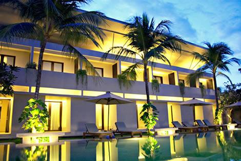 The Oasis Kuta Hotel 02