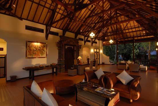 Banyualit Spa dan Resort - Lobby