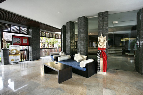 The Lokha Legian Resort - Lobby