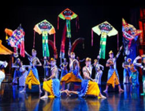 Bali Nusa Dua Theatre : Devdan Show