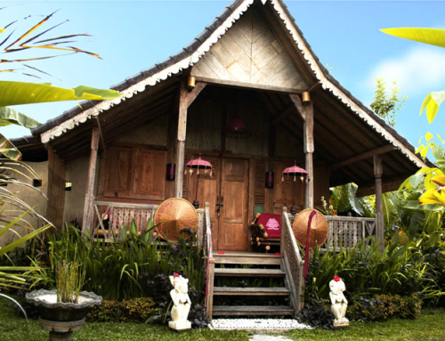 SWASTI ECO COTTAGES UBUD