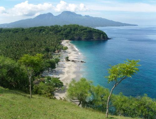 Pantai Perasi, Pantai Virgin di Bali Timur