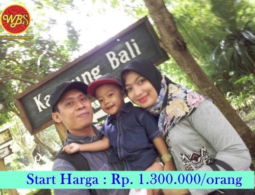 Paket Wisata di Bali 3 Hari 2 Malam : Edisi Keluarga Ceria