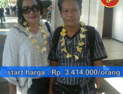 Paket Bulan Madu 4 hari 3 malam di Bali