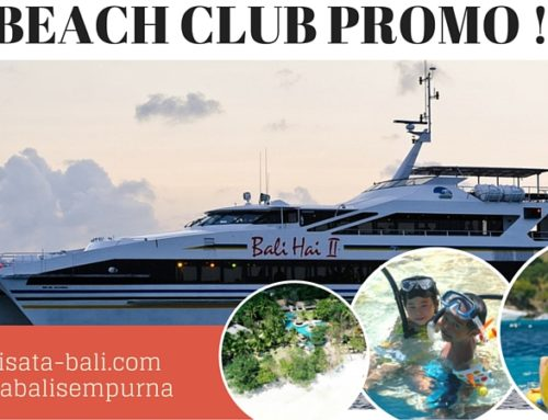 Lembongan Island Beach Club Cruise