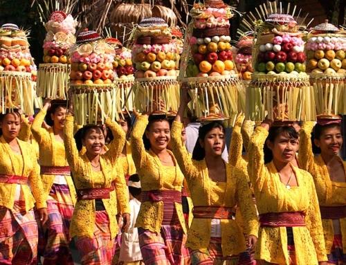 Apa yang menarik dari pulau Bali ?