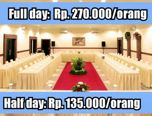 Maxi Kuta Hotel Meeting Package