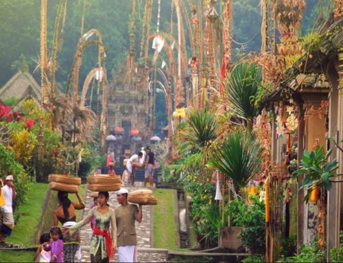 Desa Panglipuran Bali Terpilih sebagai Desa Paling Bersih di Dunia