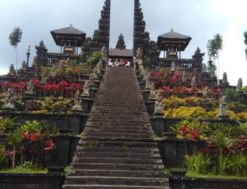 Pura Besakih di Bali Update