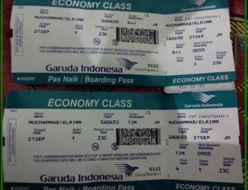 Tips membeli tiket pesawat murah