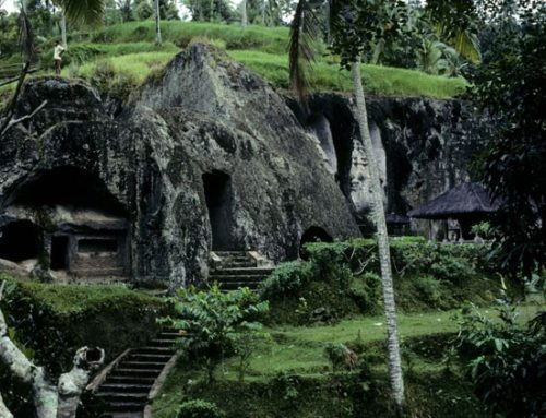Keindahan yang Tersembunyi di Candi Gunung Kawi