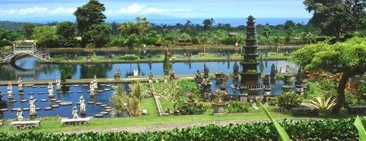Tirta Gangga Taman Air Kerajaan Di Bali