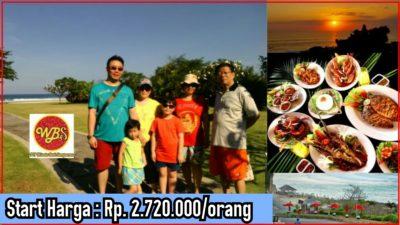 4 Hari 3 Malam Bali – Gili Trawangan - Lombok Tour