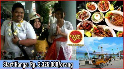 5 Hari 4 Malam Bali - Gili Trawangan - Lombok