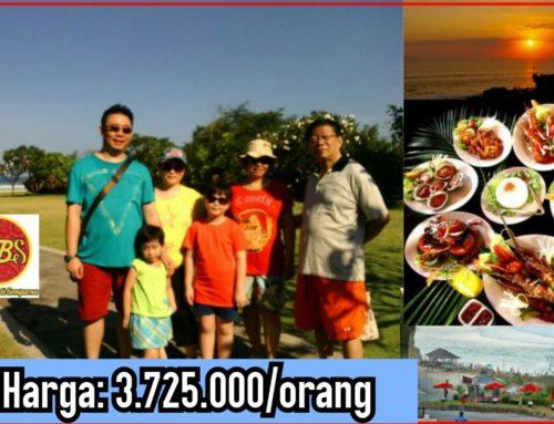 6 Hari 5 Malam Bali – Gili Trawangan – Lombok Tour