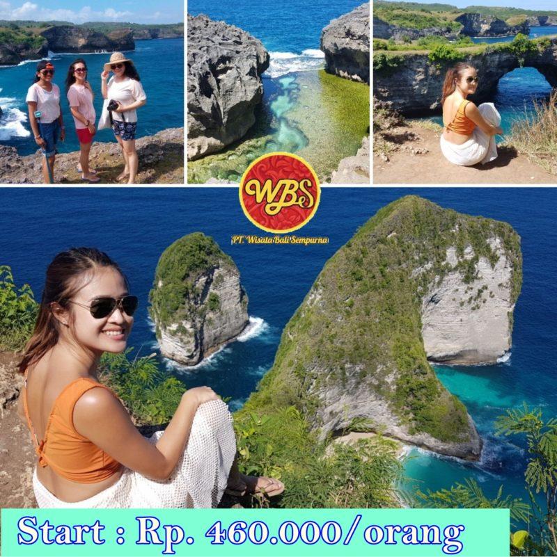 paket tour satu hari ke Nusa Penida