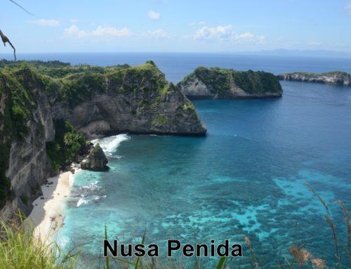 Tempat-tempat unik yang ada di Nusa Penida