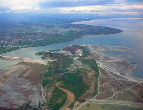 Pulau tersembunyi Pulau Serangan Bali