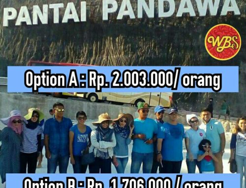 Paket Wisata di Bali 3 hari 2 malam Edisi Tahun Baru