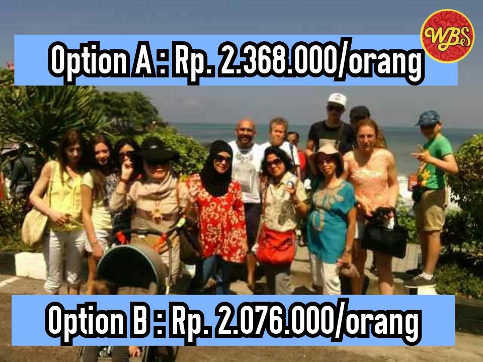 Paket Wisata Di Bali 4 Hari 3 Malam Edisi Tahun Baru
