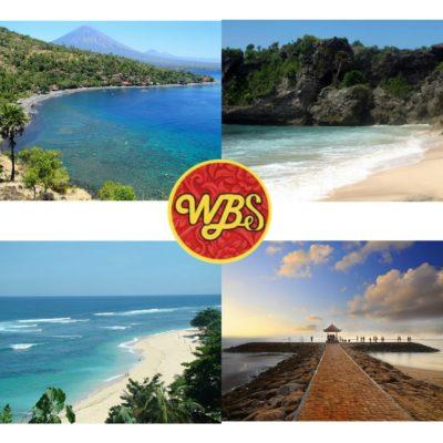 Pantai Indah di Bali