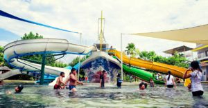 circus waterpark.