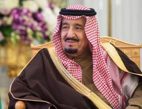 Kedatangan Raja Arab Salman bin Abdulaziz ke Bali