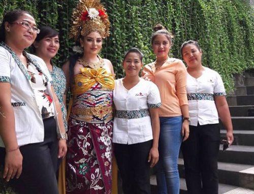 Bintang dunia yang memilih Bali sebagai tempat honeymoon