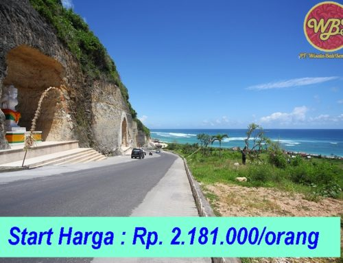 Paket Lebaran 4 hari 3 malam di Bali