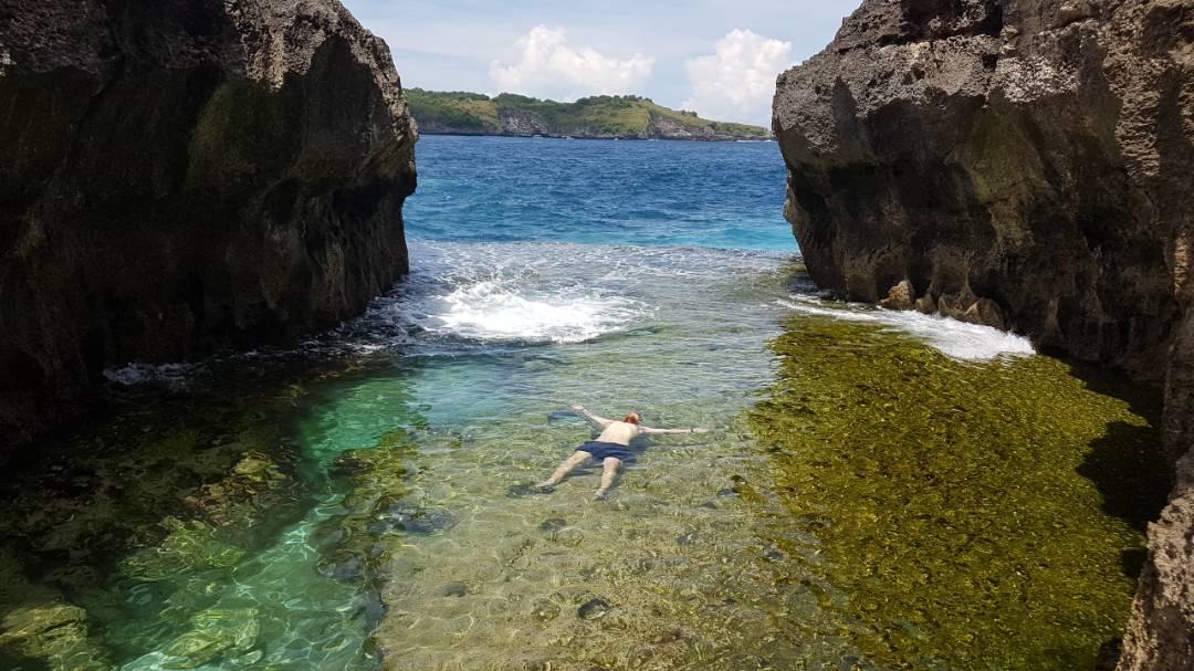 Objek Wisata Yang Terkenal Di Pulau Nusa Penida