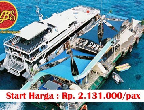 Paket Wisata di Bali 4 Hari 3 Malam : Edisi Spesial Beach Club Cruise