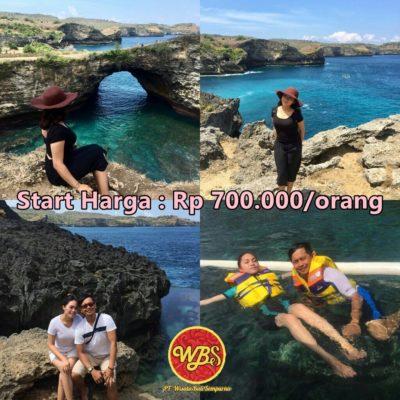 Paket Wisata ke Nusa Penida Plus Snorkling