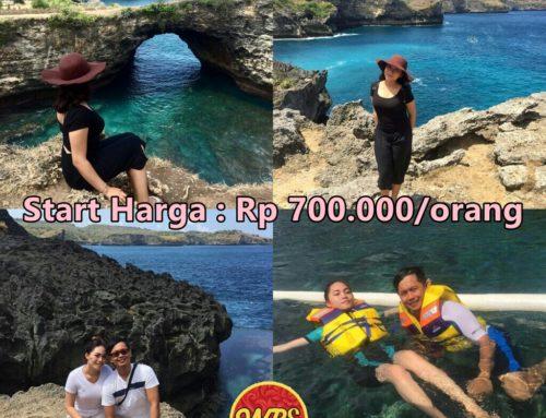 Paket Halfday Tour Plus Snorkeling Nusa Penida