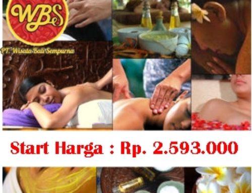 Paket Wisata di Bali 4 Hari 3 Malam : Edisi Free & Easy