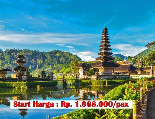 Paket Wisata di Bali 4 Hari 3 Malam : Edisi Hemat