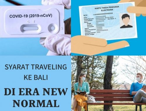 """Syarat Masuk ke Bali Saat """"New Normal"""""""