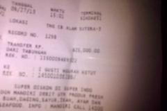 27-Bukti Transfer payment ke 2 ibu farida dan bapak Engki